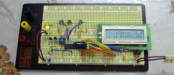 autorange-capacitance-meter