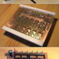 TTL CMOS Display Göstergeli Frekans Metre