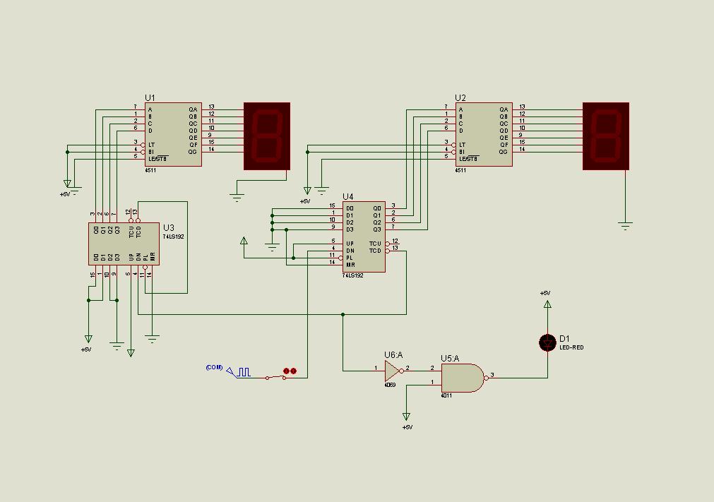 isis mixed analog digital circuits electronics projects circuits