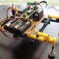 pic16f877-arx34-atx34-rf-robot