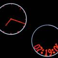 Propeller Clock Havada Saat Uzaktan Kumandalı Analog Dijital Mod
