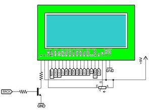 128X64 Grafik LCD Code Vision AVR, C18, CCS C Kütüphanesi