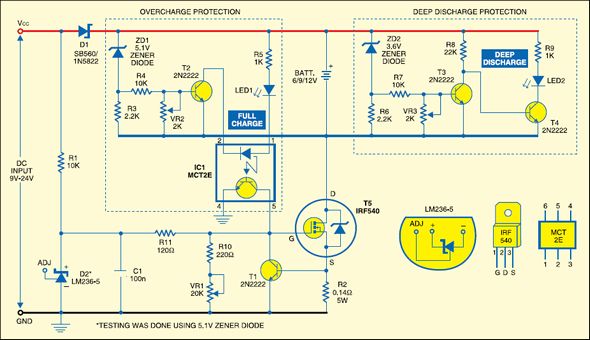 constant-current-battery-charger-lead-acid-and-ni-cd-batteries-charging-circuit