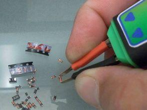 LCD Göstergeli Zener Diyot Test Devresi Çalışma Voltajı Göstergesi