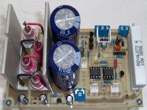 0 30 Volt 0 5 Amper Ayarlı Güç Kaynağı 2N3772 TL082