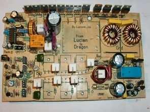 El Yapımı 350W Araba Anfisi Nmos 350 SG3525 DCDC SMPS