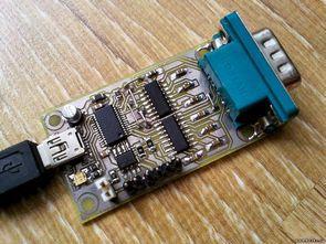 FT232RL İle USB Çoklu Dönüştürücü Devresi