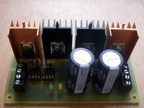 HCPL-3101 15 Volt 15 Amper H-Bridge (H-Köprü) Motor Sürücü