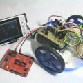 MSP430 İle Yeni Nesil Çizgi İzleyen Robot
