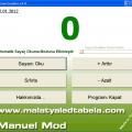 Lazerli Sayım Sistemi (PIC16F877 Visual Basic Excel)