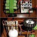 AT90S2313 RC5 Kumanda Kontrollü Robot