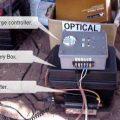 Rüzgar Tribünü Güneş Paneli Şarj Kontrol Sistemi