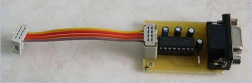 serial-connect-seri-iletisim-devresi-max232-ttl-rc-servo-motor-kontrol