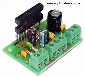 Tda1514 50 Watt Mono Kit on power supply circuit diagram