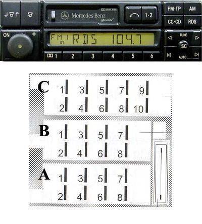 becker-be1650-code-mercedes-benz-code-special-be1650-2210