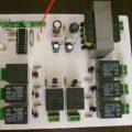 PC RS232 8 Kanal Röle Kontrol PIC16F628 RF