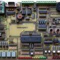 ATmega32 İçin Gelişmiş Deney Seti Komple Proje Geliştirme Kartı