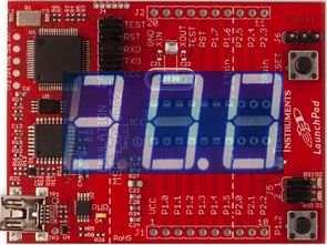 MSP430 İle Voltmetre ADC Örneği