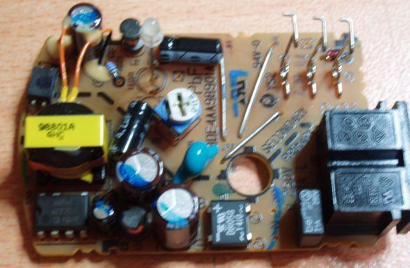 olympus-li30c-pcb-board
