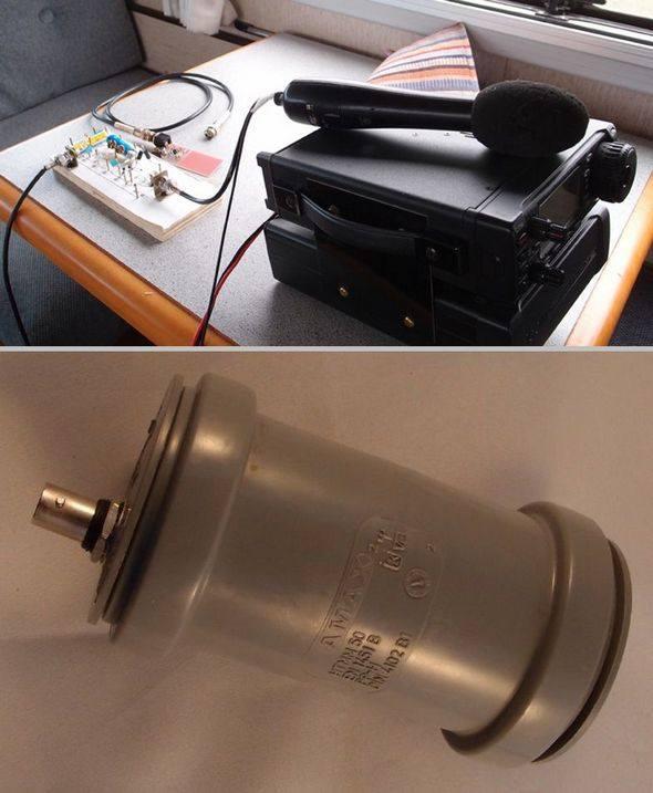 Active Antenna Circuits for Radio  telsiz anteni aktif anten elektronik anten