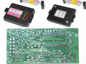 AVRISP mkII USB Blaster PICkit 2 PICkit 3 Klon PCB