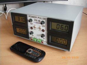 30 Volt 5 Amper DCDC Güç Kaynağı TL494 (+ LM2576T)