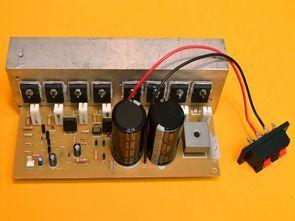 400W Amplifikatör N-Kanal 2SC5200