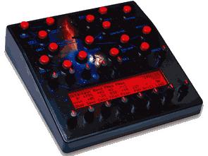 AT89S52 AT89S53 Synthesizer