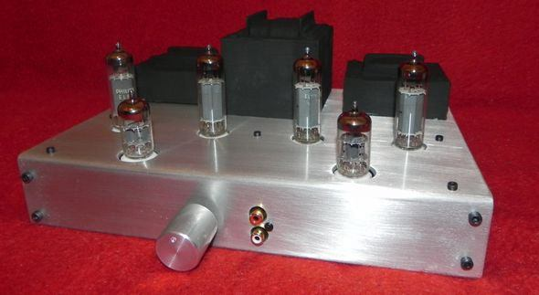 Tube Amplifier Project Fisher X100A fisher x100a tube amplifier