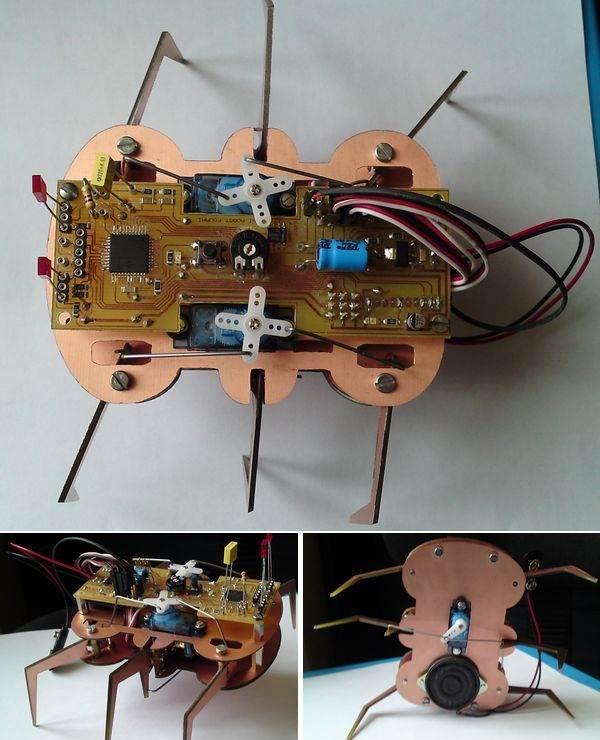 hexapod-robot