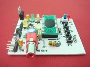 Digital Voice Recorder Circuit 60 120 Seconds  ses kayit