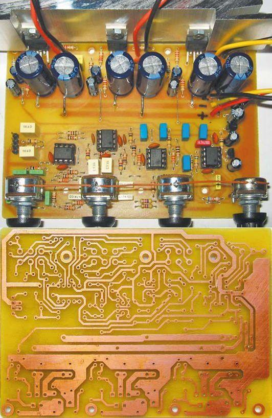 2.1 Amplifier Project TDA2050 tda2050 anfi tda wzmacniacz.jpg