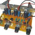 TDA2050 İle 2+1 Anfi Projesi