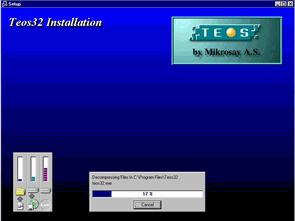 Veri Toplama Otomasyon Teos SCADA