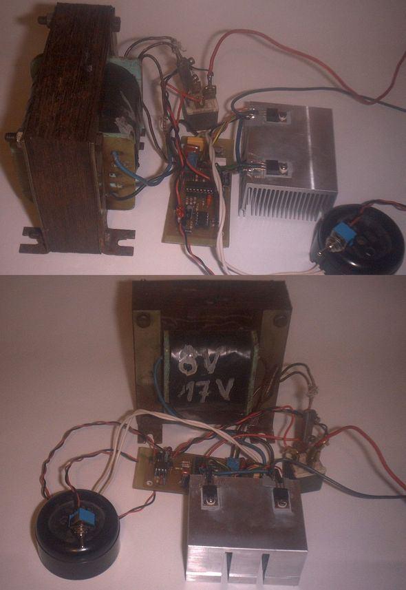DC to AC inverter Circuit SG3524 230v ac invertor ac inverter sg3524 ups 12v