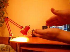 Akustik Anahtarı Alkış İle Lamba Çalıştırma