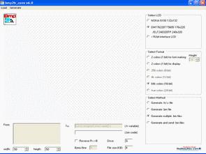 Bmp Resimleri Bin Hex Formatına Çeviren Program