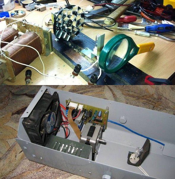 electronics-light-12v-lamp-100w-hedgehog-equipment-discos