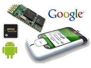 Android Üzerinde MSP430 Bluetooth ile Kablosuz Kontrol Uygulaması