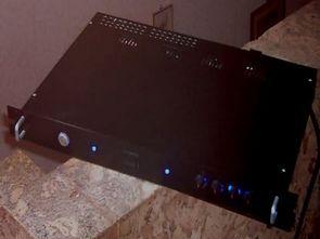AV800 800W Mosfet Amplifikatör
