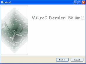 MikroC Dersleri 11
