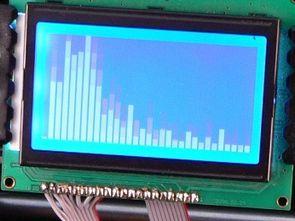 PIC18F4550 FFT Gerçek Zamanlı Spektrum Analizör