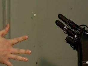 Taş Kağıt Makas Oyununda Yenilmeyen Robot
