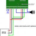 TDA7294 Amplifier Circuit Small PCB tda7294 mono baglanti semasi 120x120