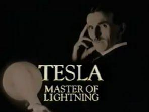 Yıldırımların Efendisi Tesla Master of Lightning