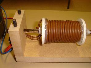 Elektromanyetik Fırlatıcı CoilGun