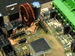Microchip dsPIC30F6010A Geliştirme Kartı