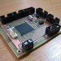 Motorola HCS12 Serisi MC9S12DP512 Geliştirme Kartı