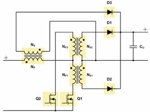 SMPS Güç Kaynağı Tasarım Programı Switchmode  Power Stage Designer
