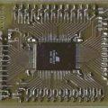 ATMega1280 TQFP100 Adaptör Eagle PCB Şema